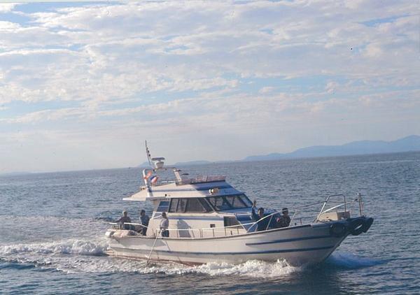 うずしお観潮 体験クルージング船 ヘリオス image