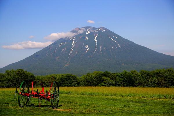 羊蹄山(蝦夷富士) image
