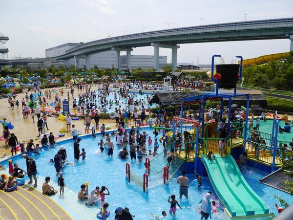 尼崎スポーツの森 ウォーターパーク アマラーゴ image