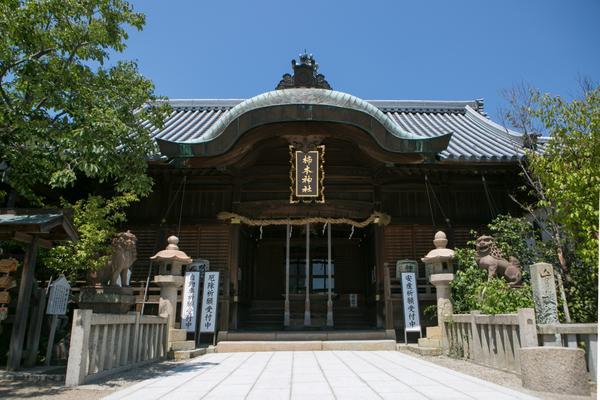 柿本神社 image