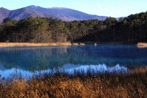 五色沼湖沼群 image