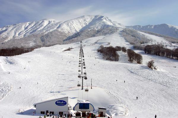 たざわ湖スキー場 image