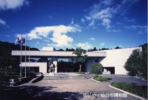 仙台市博物館 image