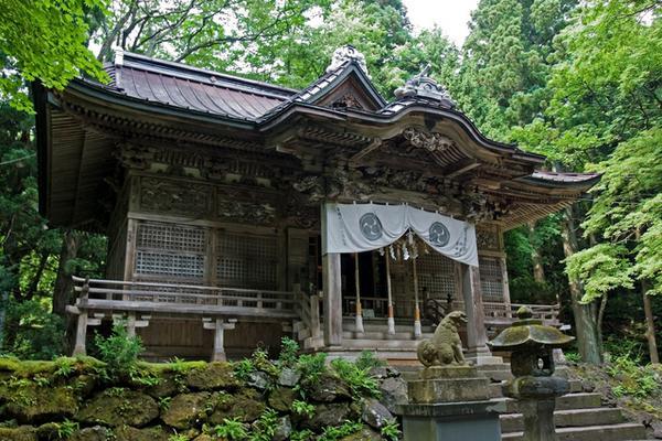 十和田神社 image