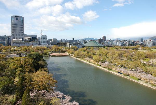 히로시마죠 성