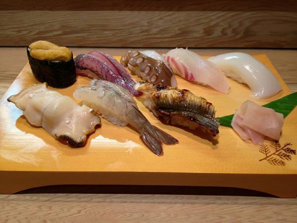 鮨と魚料理 保広 image