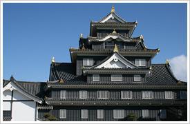 Okayama Castle, Castle Tower
