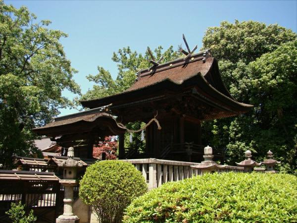 阿智神社 image