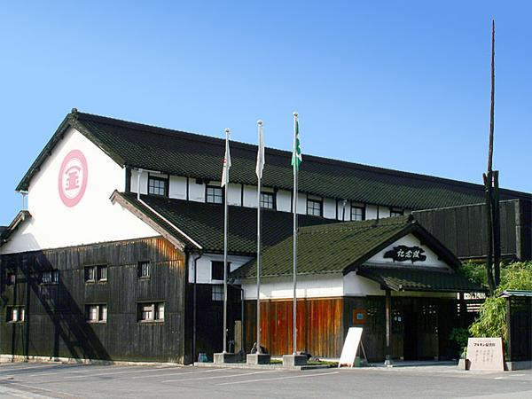 Marukin Soy Sauce Museum