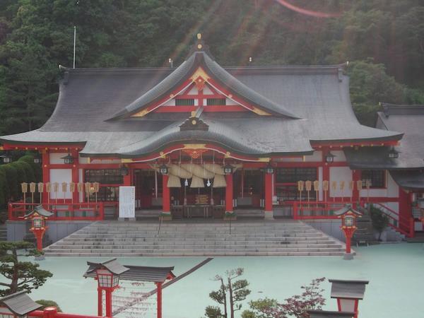 太鼓谷稻成神社 image
