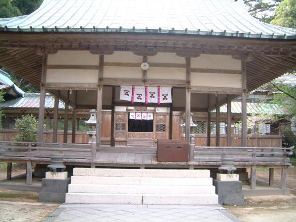 志都岐山神社 image