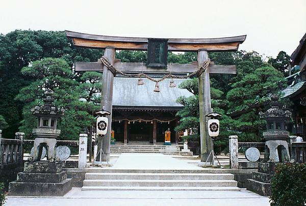 松阴神社 image