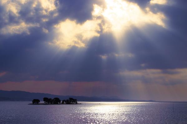 宍道湖 image