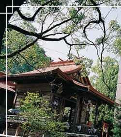 多賀神社 凸凹神堂 image