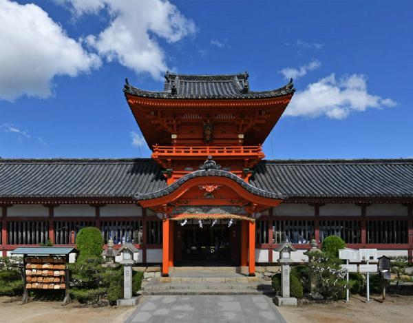 伊佐爾波神社 image
