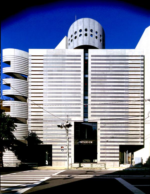 ワタリウム美術館 image