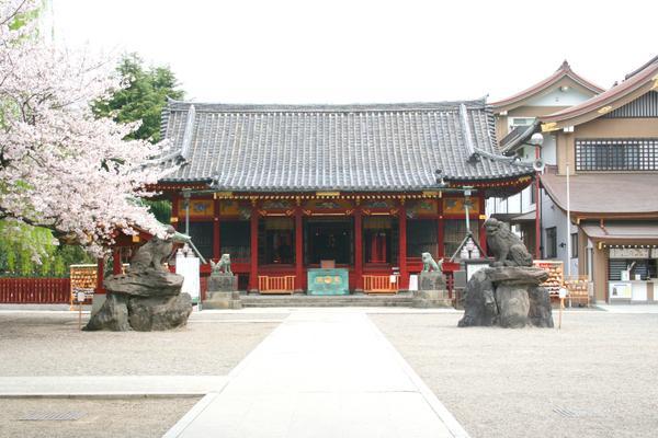 浅草神社 image