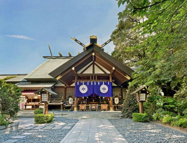 東京大神宮 image