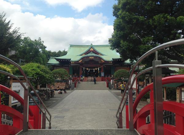 亀戸天神社 image
