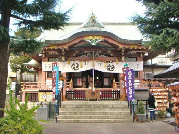 今戸神社 image