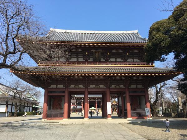 長栄山 池上本門寺 image