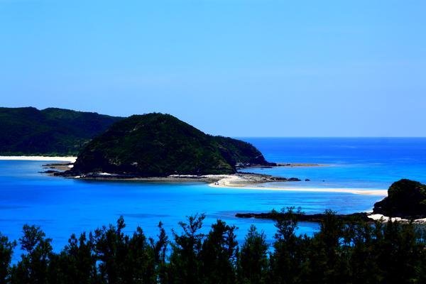 座間味島 image
