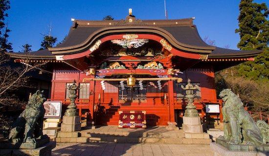 武蔵御嶽神社 image