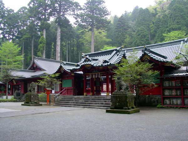 箱根神社 image