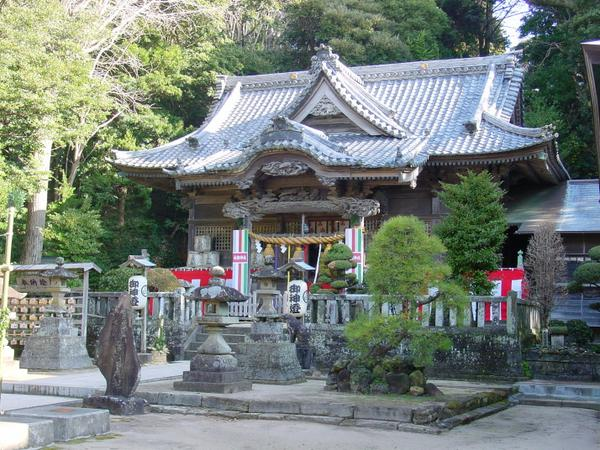 白浜神社(伊古奈比び命神社) image