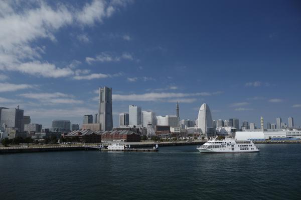 横浜・みなとみらい21 image