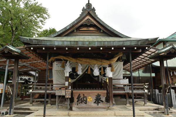 針綱神社 image