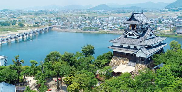 A National Treasure, Inuyama Castle