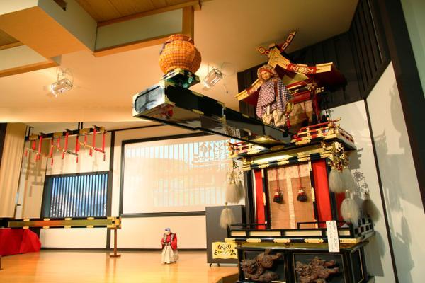 飛騨高山獅子会館からくりミュージアム image