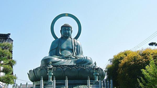 พระพุทธรูปองค์ใหญ่แห่งทาคาโอกะ image