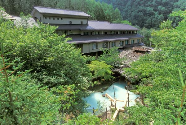 泡の湯旅館 image