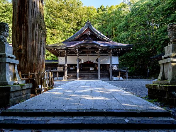 Togakushi-jinja Shrine image