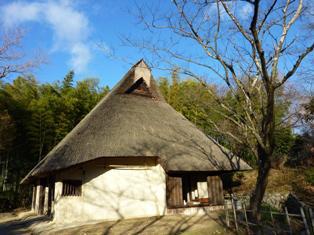 日本民家集落博物館 image