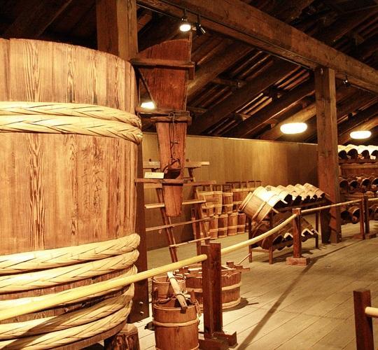 白鶴酒造資料館 image