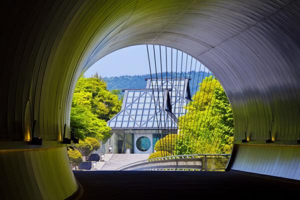 MIHO MUSEUM(ミホ ミュージアム) image