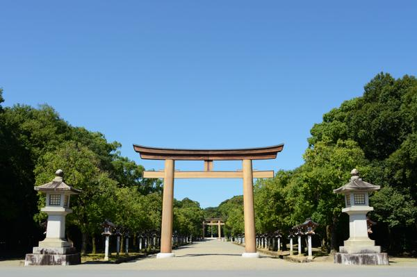 橿原神宮 image