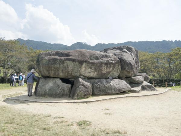 石舞台古墳 image