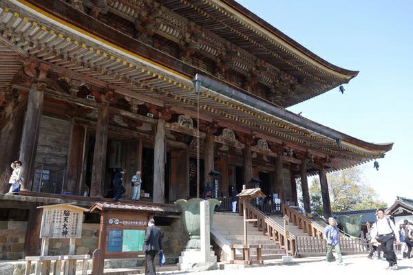 金峯山寺 image