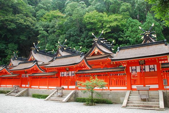 Kumano Nachi Taisha Shrine