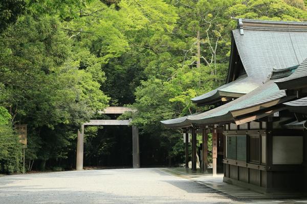 伊勢神宮(内宮) image