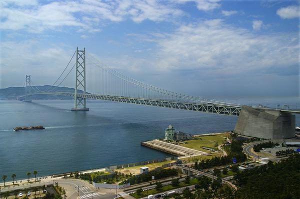 Akashi Kaikyo Bridge image