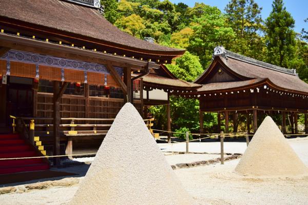 贺茂别雷神社(上贺茂神社) image