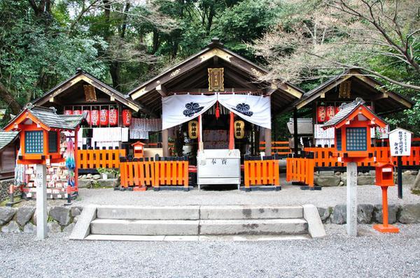 Nonomiya-jinja Shrine image