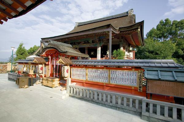 地主神社 image