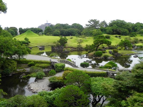 Suizen-ji Joju-en Garden (Suizenji Park)