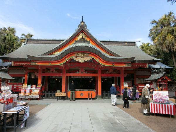 青島神社 image